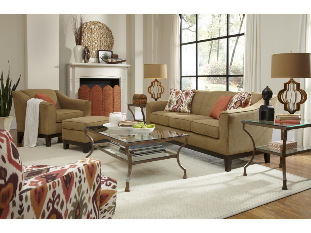 Best Home Furnishings EmelineStationary Living Room Group