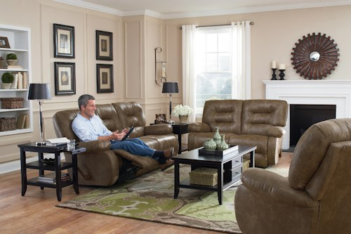 Best Home Furnishings Maddox Reclining Living Room Group