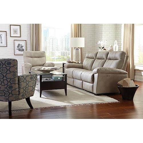Best Home Furnishings Makena Reclining Living Room Group