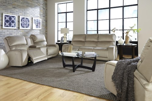Best Home Furnishings Matthew Reclining Living Room Group