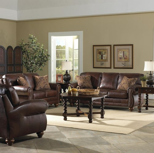 Best Home Furnishings Le Stationary Living Room Group