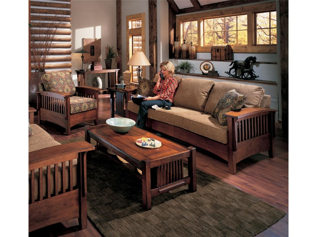 Best Home Furnishings WestneyStationary Living Room Group