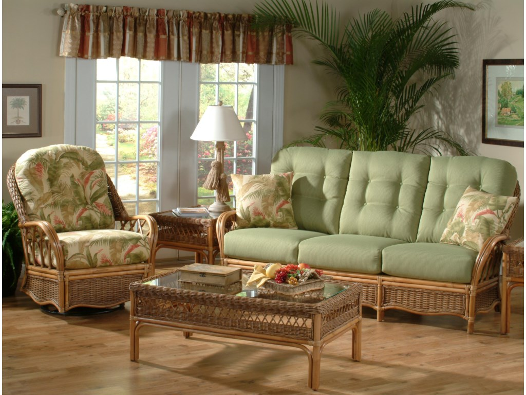 Vendor 10 EvergladeStationary Living Room Group