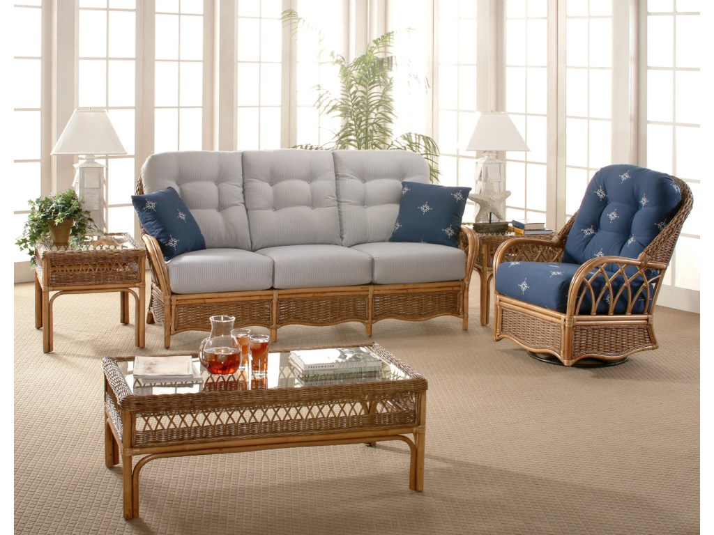 Braxton Culler EvergladeStationary Living Room Group