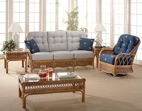 Braxton Culler Everglade Stationary Living Room Group
