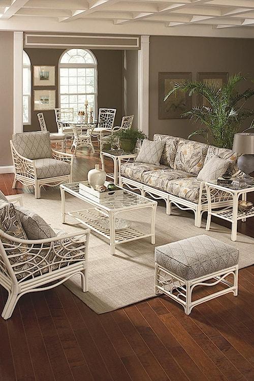 Braxton Culler 909 Stationary Living Room Group
