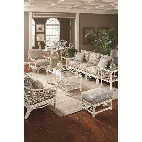 Braxton Culler 909 Stationary Living Room Group