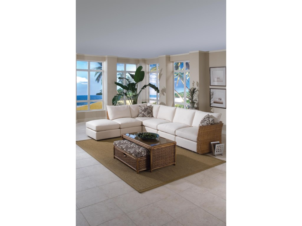 Braxton Culler Grand Water PointStationary Living Room Group