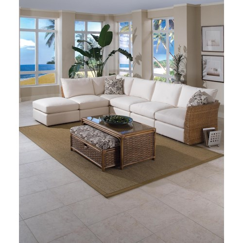 Braxton Culler Grand Water Point Stationary Living Room Group