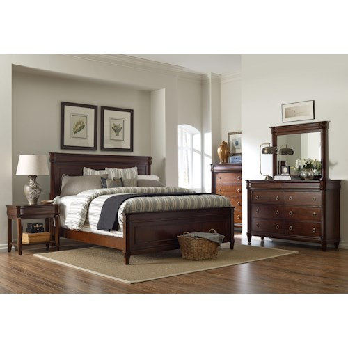 Broyhill Furniture Aryell King Bedroom Group