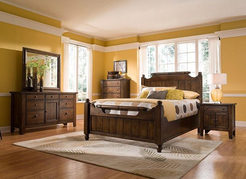 Attic Rustic by Broyhill Furniture