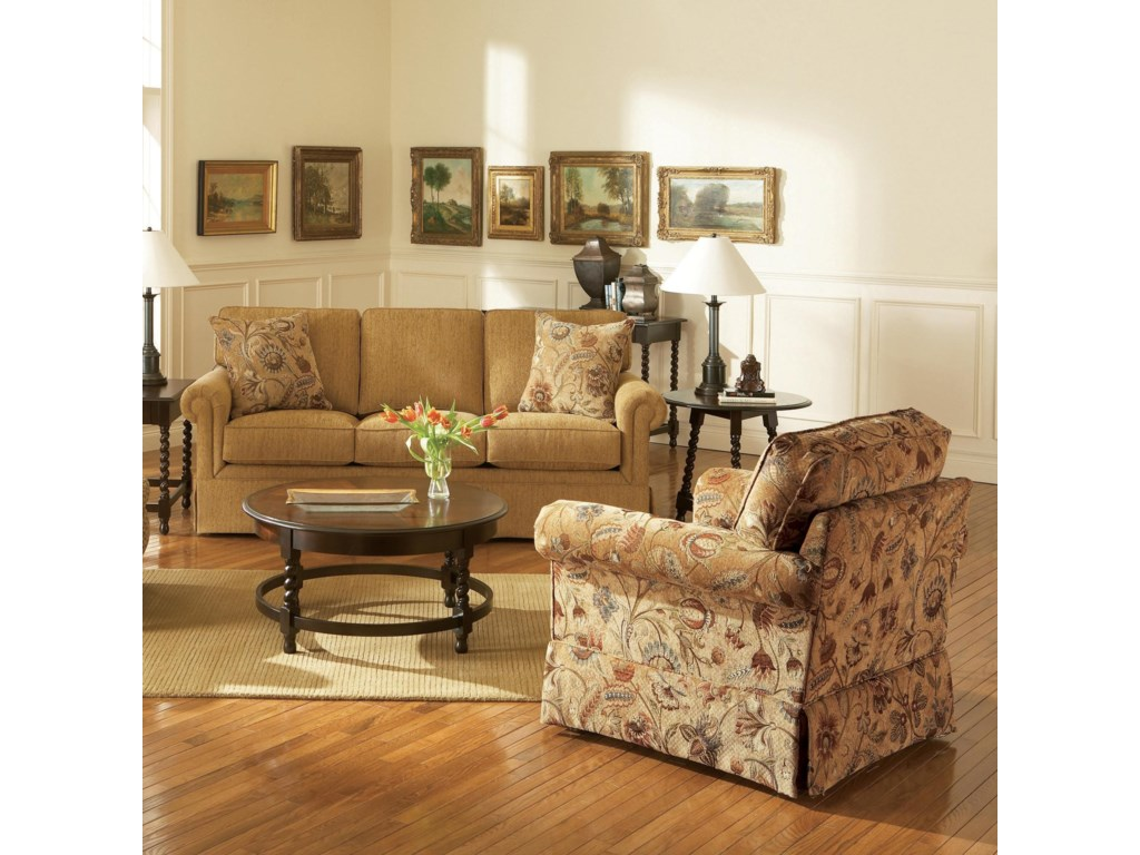 Broyhill Furniture Audreystationary Living Room Group