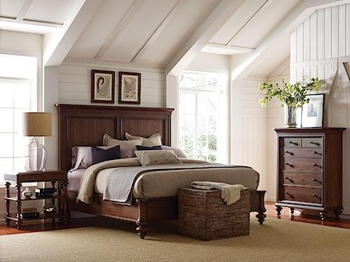 Broyhill Furniture Cascade California King Bedroom Group