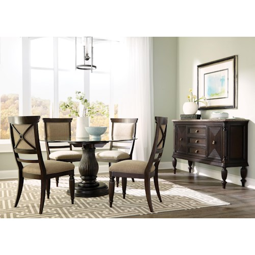 Broyhill Furniture Jessa Casual Dining Room Group