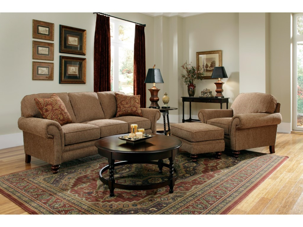 Value City Furniture Aurora: Broyhill Living Room Tables