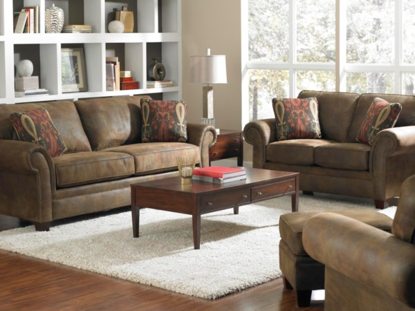 Broyhill Furniture Living Room Groups | Ft. Lauderdale, Ft. Myers ...