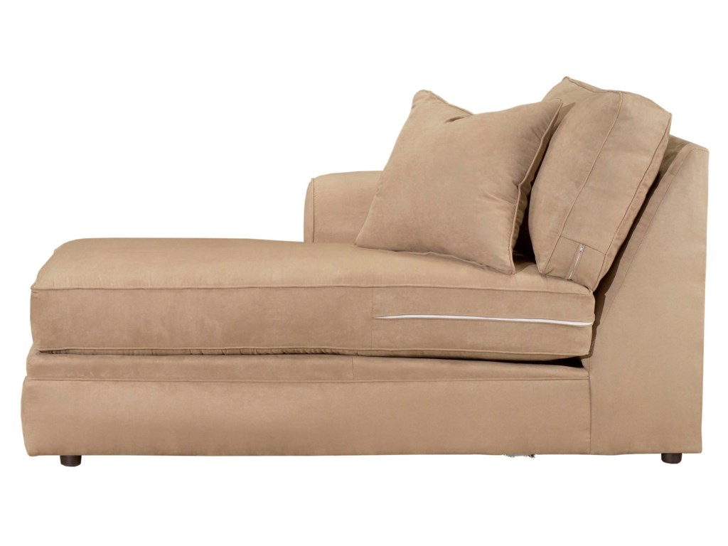 Configure Your Custom Sofa with Your Choice of Sectional Components, Including the LAF Chaise