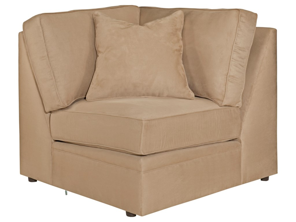 Configure Your Custom Sofa with Your Choice of Sectional Components, Including the Corner