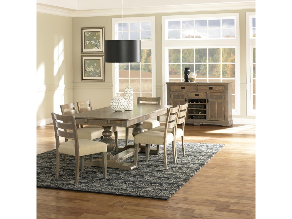 Canadel Champlain - Custom DiningFormal Dining Room Group