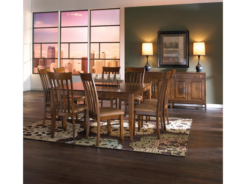 Canadel Custom Dining<b>Customizable</b> Buffet