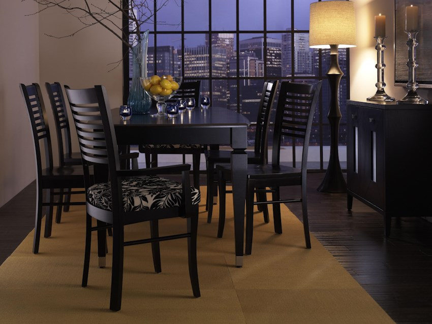 Custom Dining - Contemporary by Canadel