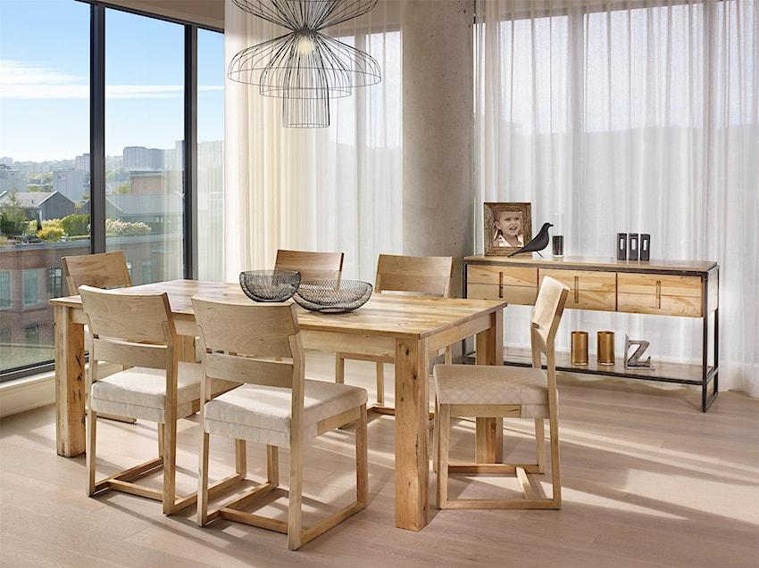 Loft - Custom Dining by Canadel