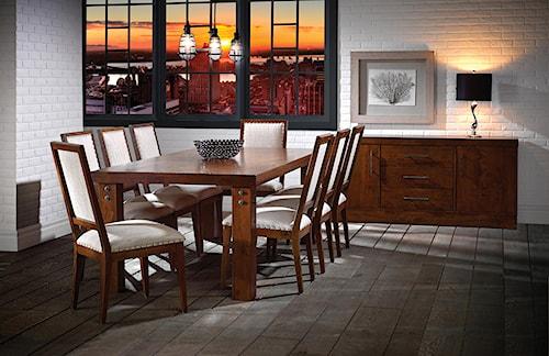 Canadel Loft - Custom Dining Casual Dining Room Group
