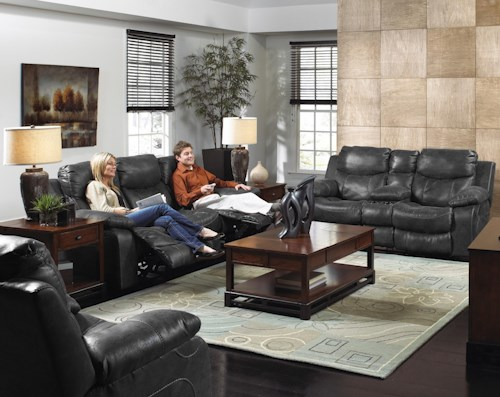 Catnapper Catalina 431 Power Reclining Living Room Group