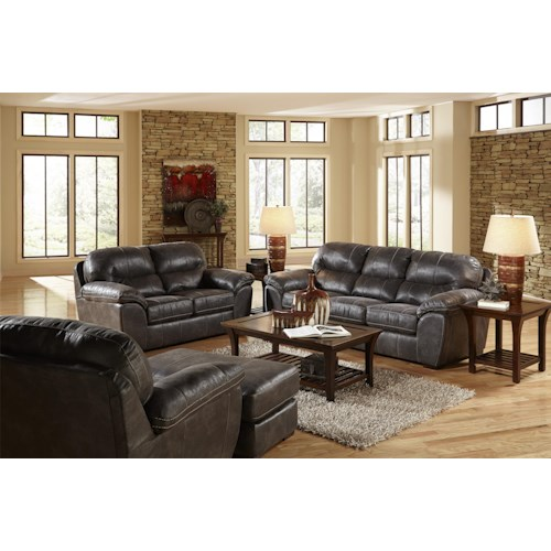 Jackson Furniture Grant Stationary Living Room Group