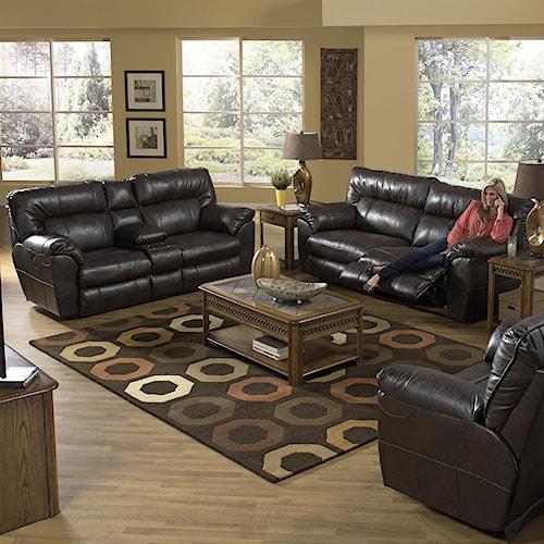 Catnapper Nolan  Power Reclining Living Room Group