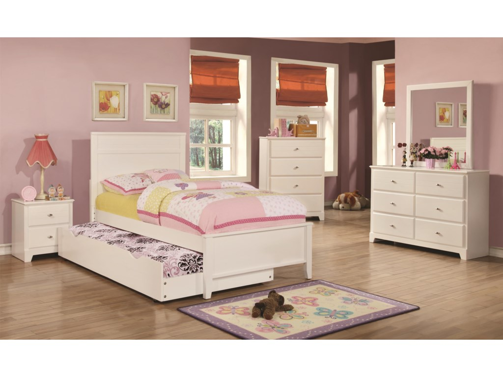 Coaster Ashton CollectionTwin Bedroom Group