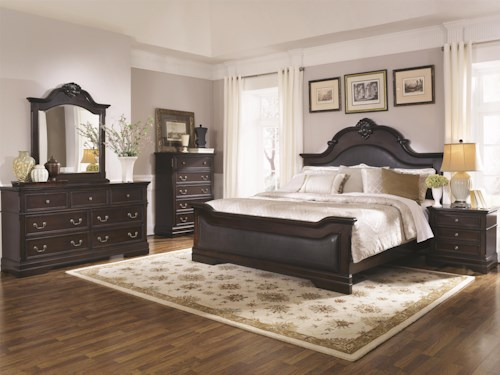 Coaster Cambridge King Bedroom Group