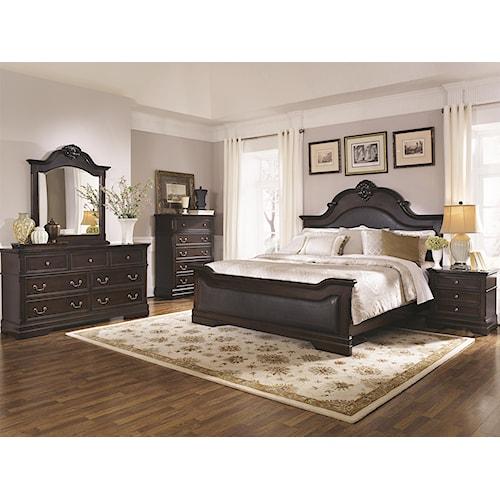 Coaster Cambridge King Bedroom Group
