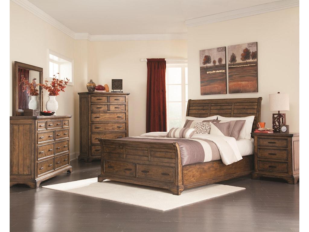 Coaster Elk GroveQueen Bedroom Group