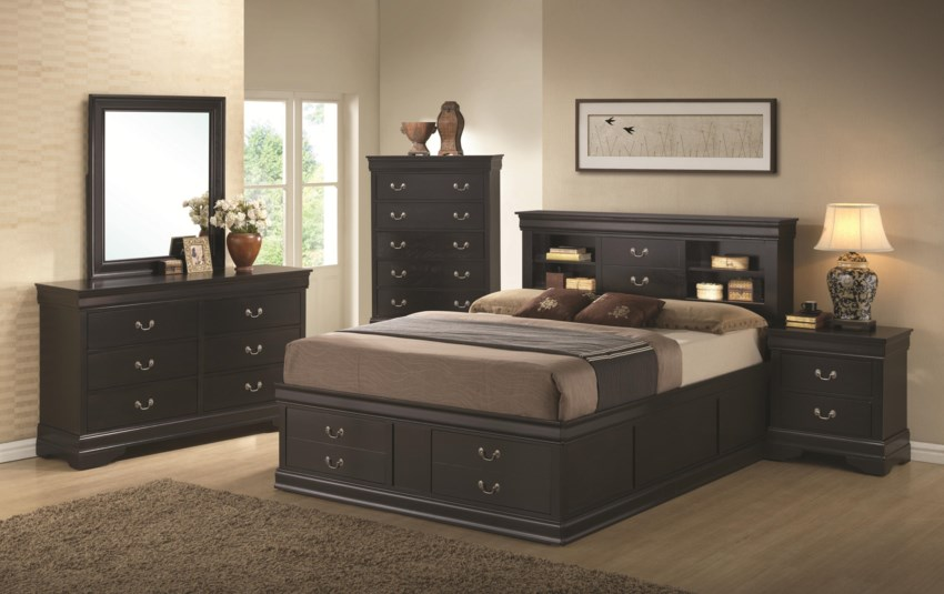 Louis Philippe 203960b By Coaster Beds N Stuff Coaster Louis