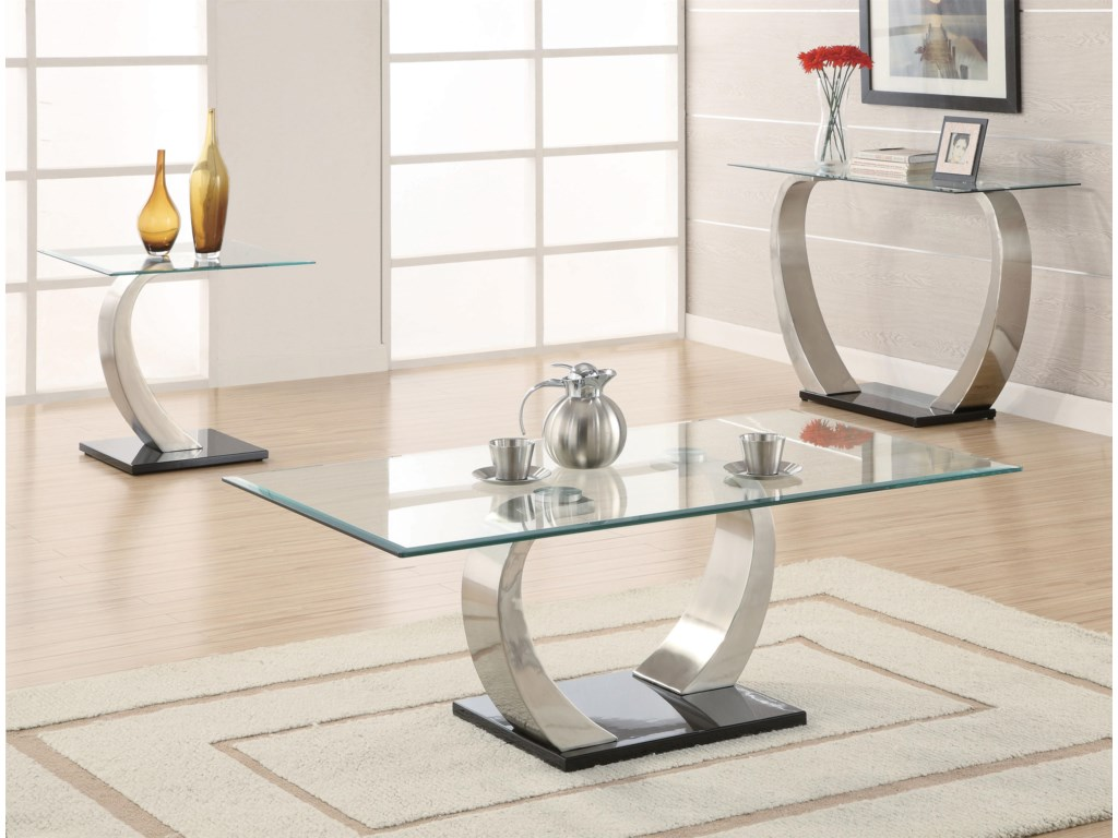 End Table, Coffee Table, and Sofa Table Shown