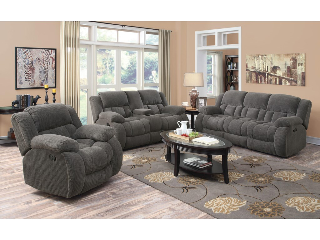 Collection # 2 WeissmanReclining Living Room Group