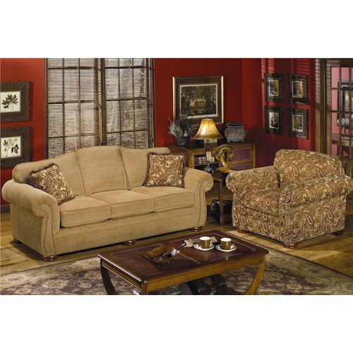 Craftmaster 2675 Stationary Living Room Group