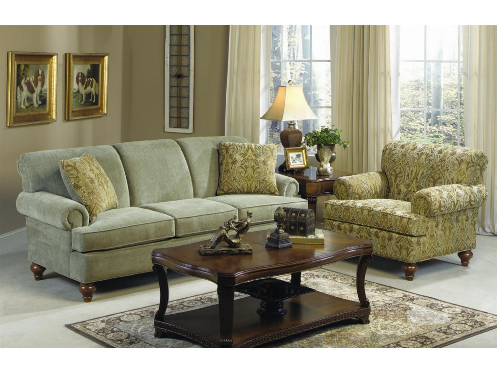 Craftmaster 7047Stationary Living Room Group