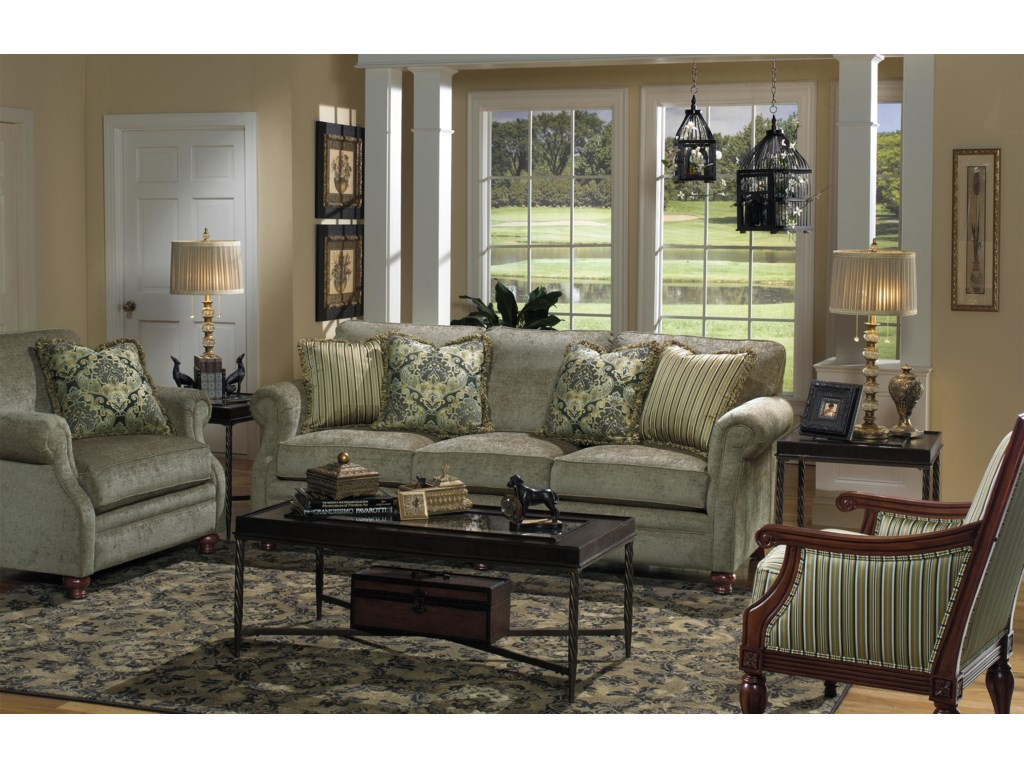 Craftmaster 7266Stationary Living Room Group