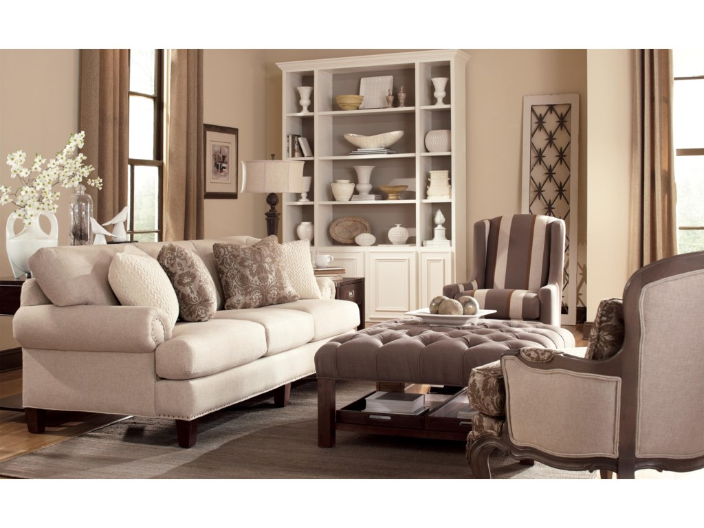 Craftmaster 7405Stationary Living Room Group