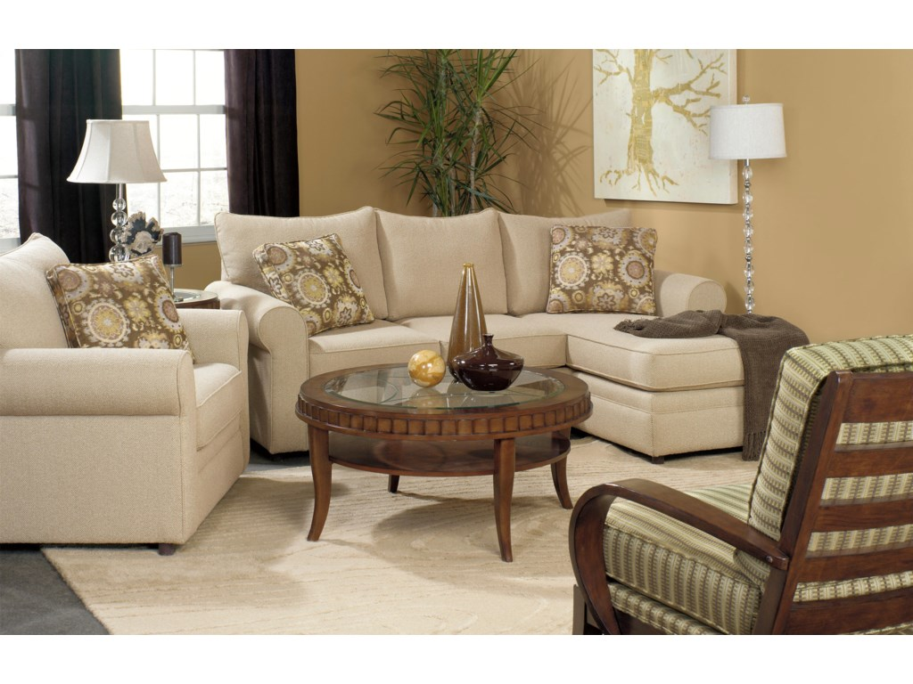 Craftmaster 7748Stationary Living Room Group