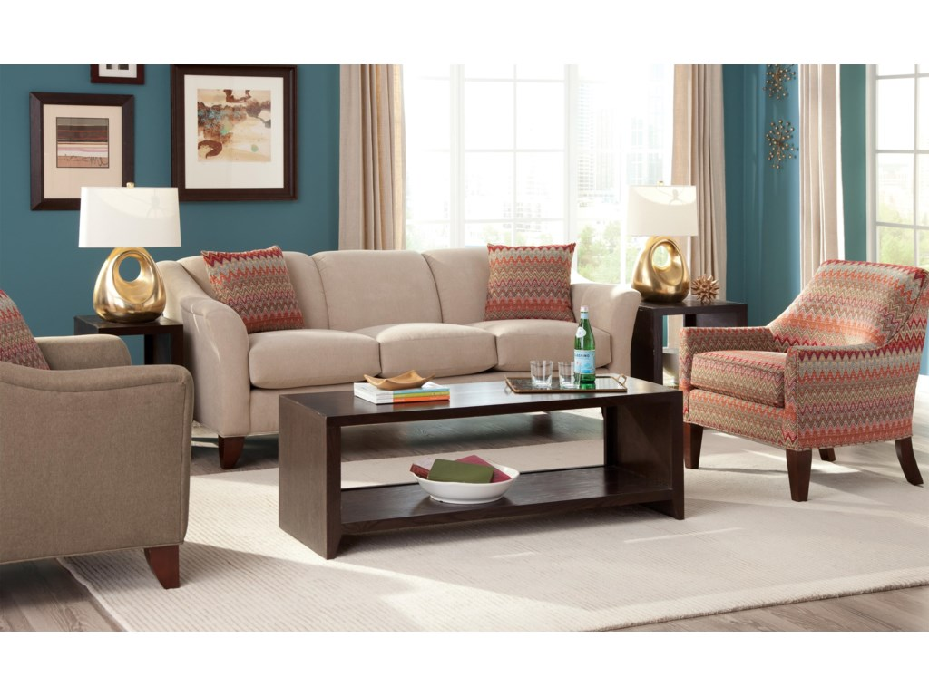 Craftmaster 7844Stationary Living Room Group