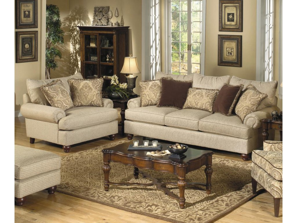 Craftmaster CarlaStationary Living Room Group