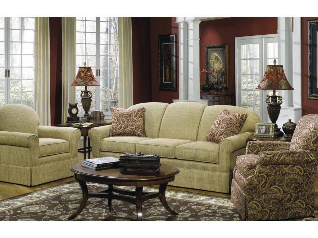 Craftmaster 9182Stationary Living Room Group