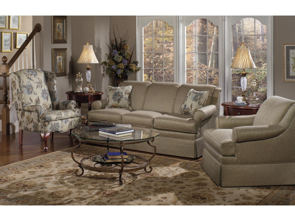 Craftmaster 9205Stationary Living Room Group