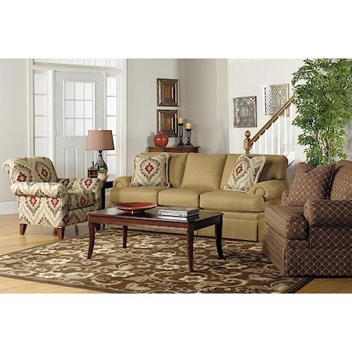 Cozy Life Tatiana Stationary Living Room Group
