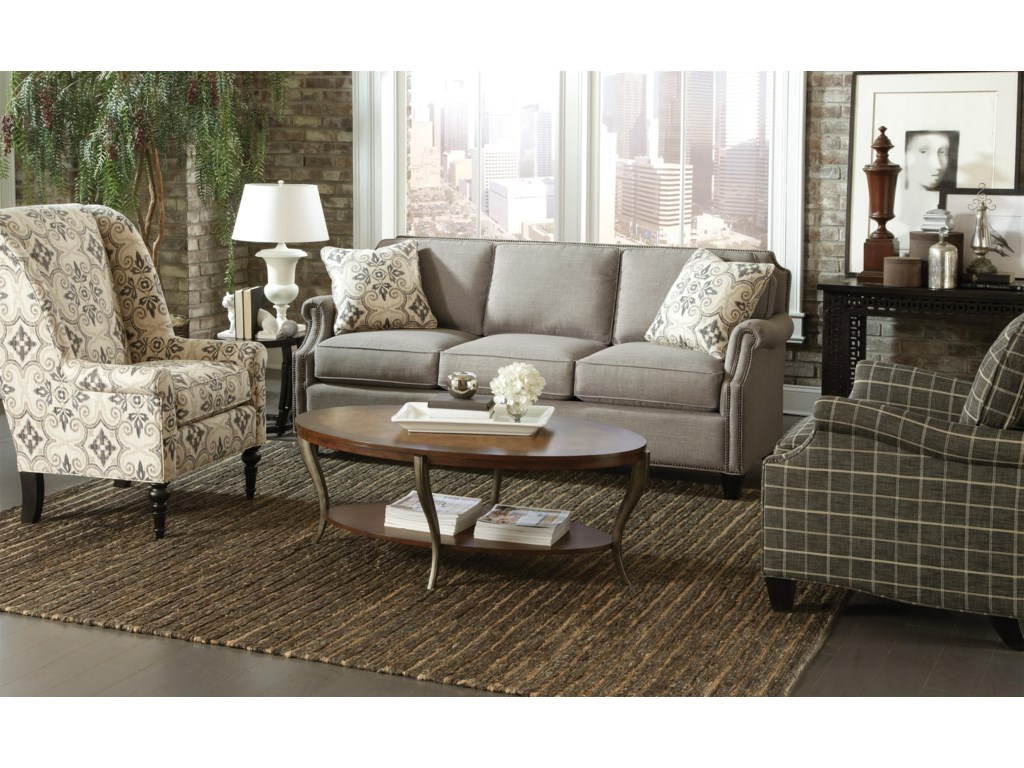 Craftmaster 9383Stationary Living Room Group