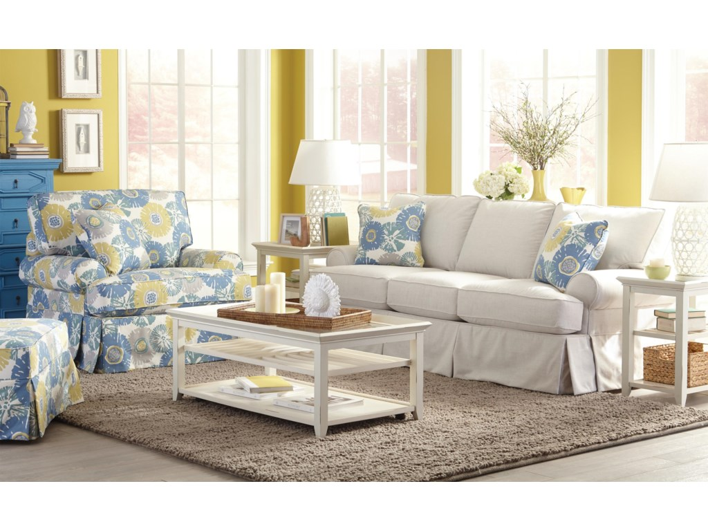 Craftmaster 9521Stationary Living Room Group