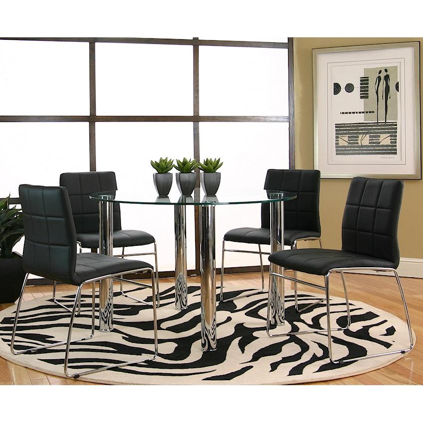 Contemporary Design - Napoli by Cramco, Inc